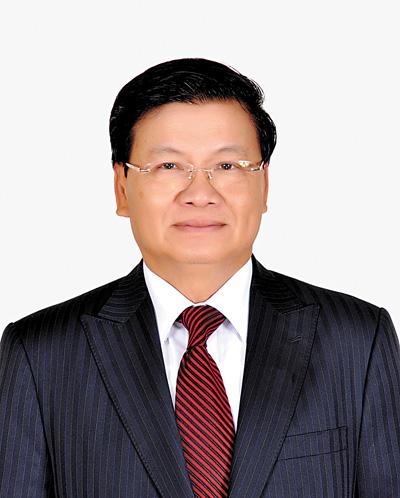 老挝政府总理通伦