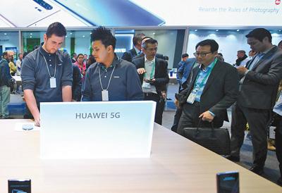 """""""中国智造""""闪耀美国消费电子展,众多企业表达加强国际协作、强化对华合作的意愿"""