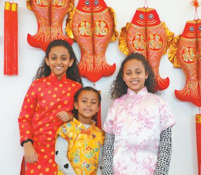 """""""春节是中国的,也是世界的"""""""