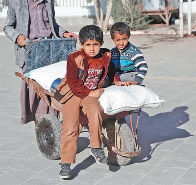 也门战事报道