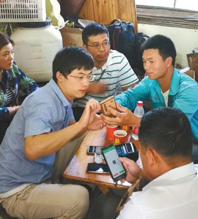 """中国农业科学院蜜蜂研究所普及科学养蜂技术 帮助农民更好发展""""甜蜜""""事业"""
