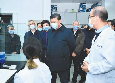 协同推进新冠肺炎防控科研攻关为打赢疫情防控阻击战提供科技支撑非常完美三毛钱看