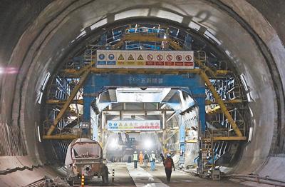 印尼雅万高铁建设取得又一重要阶段性进展