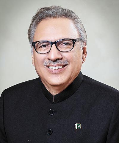 巴基斯坦总统阿里夫・阿尔维访华