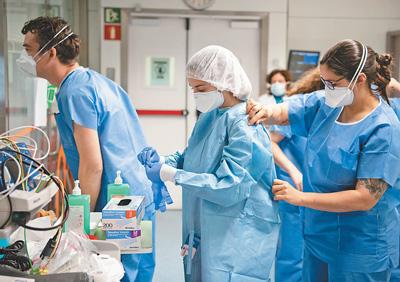 西班牙26日新冠肺炎统计