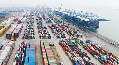 新航线促外贸