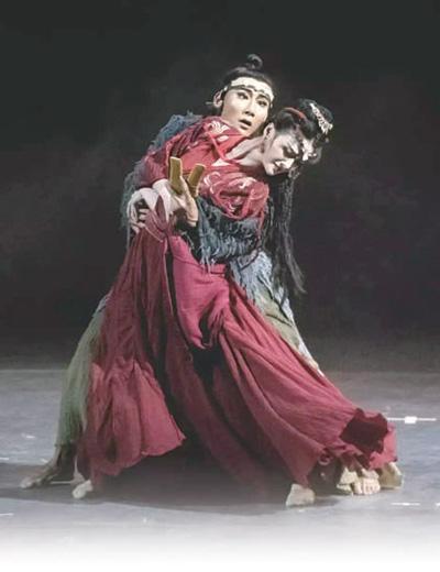 舞剧在攀登高峰 传统文化当代表达