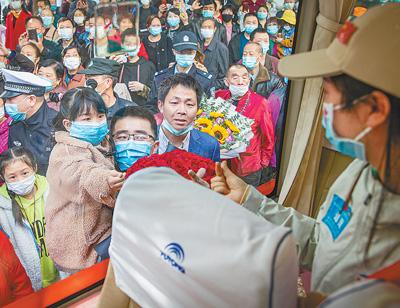 70天后,重慶南川這一家三口再次登上人民日報