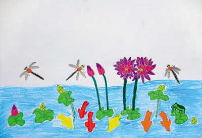 小池(儿童画)
