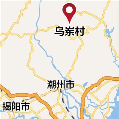 寻找最美乡村·潮州乌岽村 - 古藤新枝 - 古藤的博客