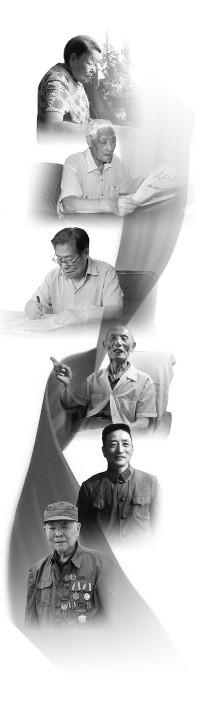 铭记历史警示未来――抗战老兵讲述抗战故事