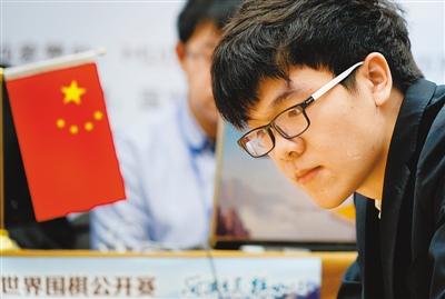 柯潔(かけつ) : 囲碁棋士の世界...