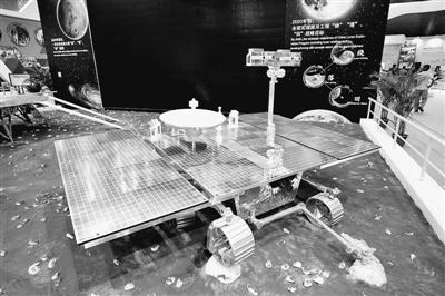 我国预计2020年左右发射一颗火星探测卫星