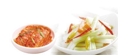 【四季美食】泡菜 吃得酸爽,辣得过瘾