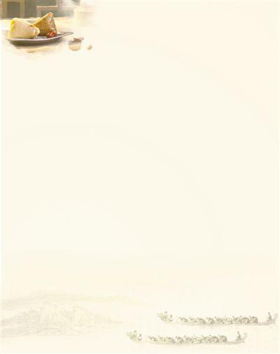 端午,包裹大地深情(观天下) 陈耀辉 《 人民日报 》( 2017年05月30日   08 版)        端午就像一片有筋有脉的碧叶,包裹着华夏儿女既浪漫又现实的情怀,展示着一个民族灵魂深处永恒的诗意,贯穿着古老与现代生活的灿烂悠远的色香。    这是中华大地上最深情的节日。    一    农历五月,繁盛的景象在广袤的土地上次第铺开,小满刚过,大地从芳春渐渐地进入清夏。南国的木棉石榴,北方的红杏海棠,趁着良辰,用烂漫的花色,为满怀期待的人们,演绎着一场盛大的赏心乐事。    绿荫之下,清流之侧,丛 - weicuibai65 - 雕龙绣凤