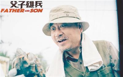 范伟:一个不会节省子弹的演员