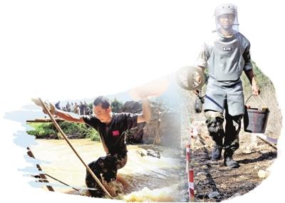 书写中国军人的使命与担当_儿童节歌曲