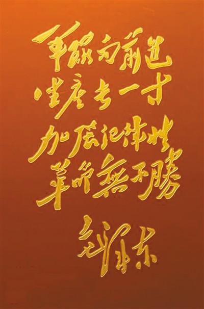 毛泽东纪念堂视频_加强纪律性 革命无不胜--党建-人民网