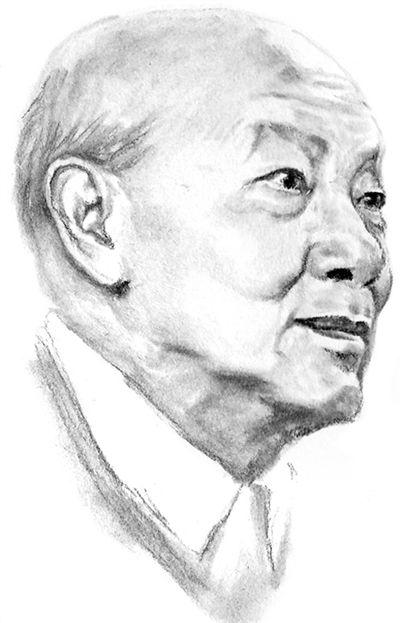 怀念屠岸先生 - weicuibai65 - 雕龙绣凤