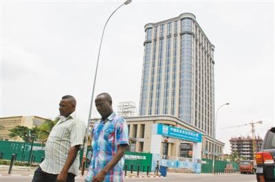 中刚非洲银行带来模式革新