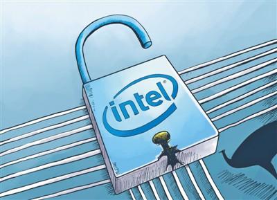 """英特尔""""芯片门""""再敲信息安全警钟(国际视点)"""