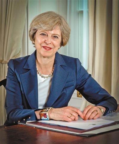英国首相特雷莎・梅今起对我国进行正式访问