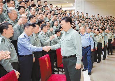 努力建设高水平军事科研机构 为实现党在新时代的强军目标提供有力支撑