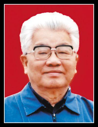 吴南生同志逝世