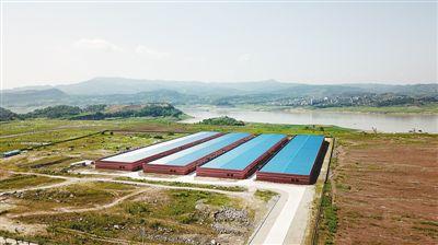 工业园竟然建在保护区
