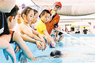 预防溺水 安全度夏