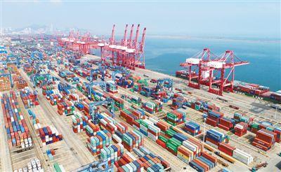 """""""中国开放的贸易政策为世界带来前所未有的机遇"""""""