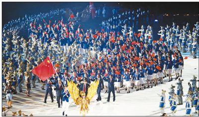 第十八届亚运会在雅加达开幕