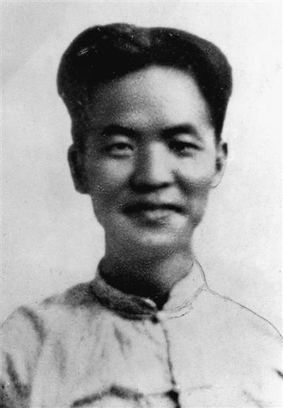 邓中夏:中国工人运动的著名领导人