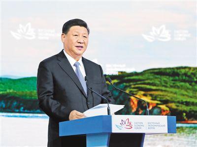 习近平:共享远东发展新机遇