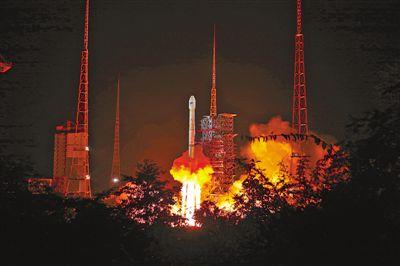 我国成功发射两颗北斗导航卫星