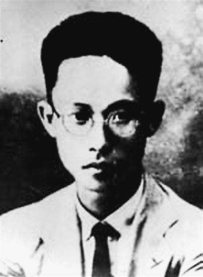 """中共历史上的第一位""""审计长"""":阮啸仙"""