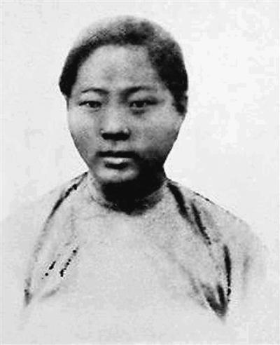 """""""永是勇士""""的革命女战士:郭纲琳(为了民族复兴·英雄烈士谱)"""