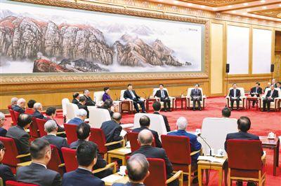 在國家改革開放中實現香港澳門更好發展 共同譜寫中華民族偉大復興時代篇章