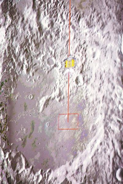 首次!嫦娥四号实现人类探测器月背软着陆 首张!近距离拍摄了月背影像图并传回地面