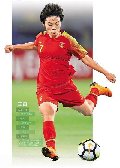 王霜 享受足球带来的一切