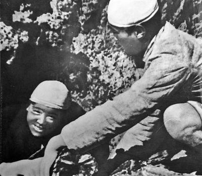 张思德  为人民服务的平凡英雄