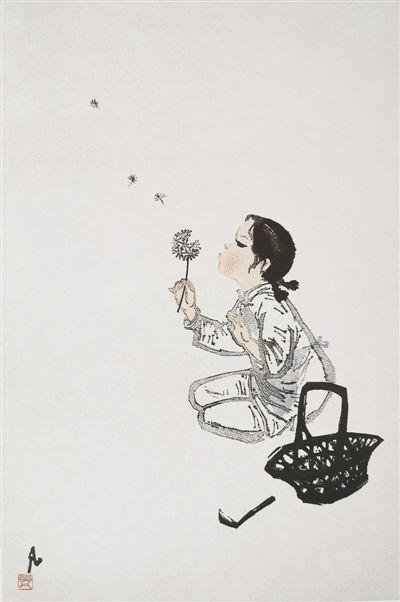 儿童小视角 时代大主题(逐梦70年) ――新中国儿童题材美术创作