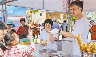 美食體驗為旅行加分(消費視窗·透視旅游新需求③)耐特康赛