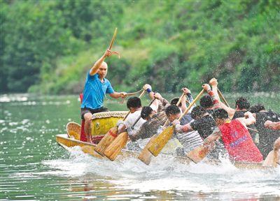 传承龙舟鼓文化(我们的节日·端午)