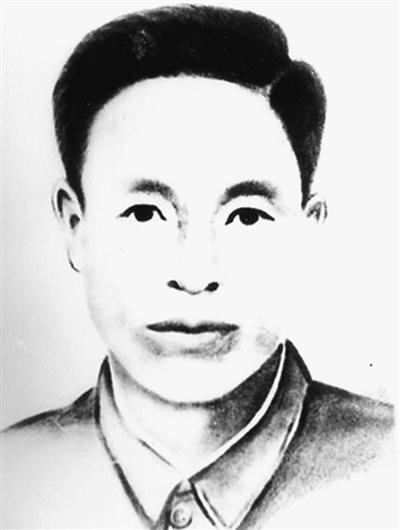 蒋铁民:剿匪中献出年轻生命