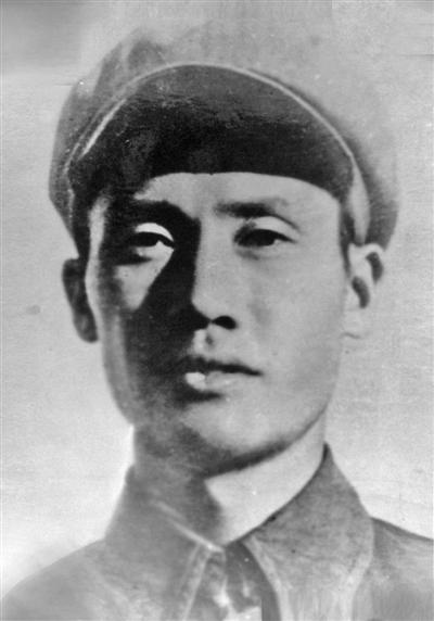 哥哥谢囹�a_吴国璋:战斗模范 热血忠诚(为了民族复兴·英雄烈士谱)