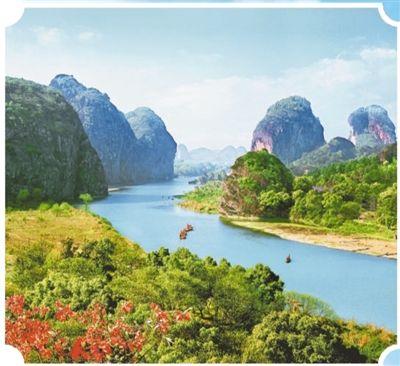 绿色崛起看江西 城退河进生态优先