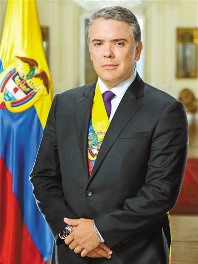哥伦比亚共和国总统杜克