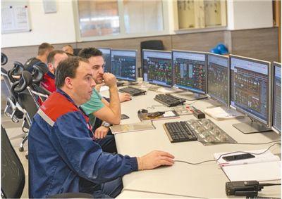"""""""一带一路""""中企在波黑承建的火电站带来巨大社会效益"""