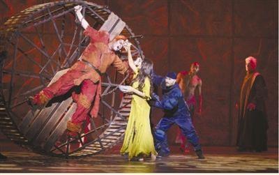 音樂劇《巴黎圣母院》再次來到中國